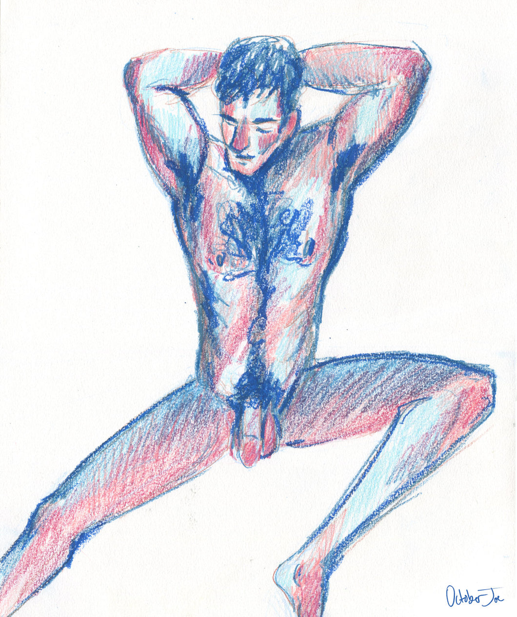Figure Drawing #52