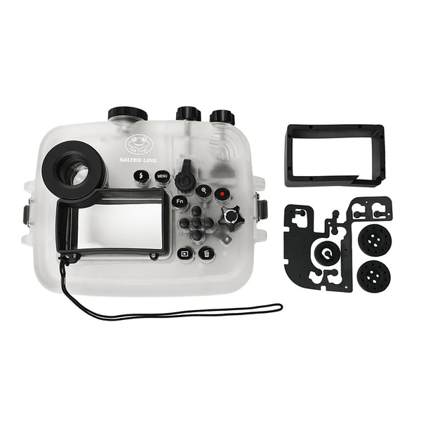 Salted Line backplate spare part for Sony A6xxx cameras