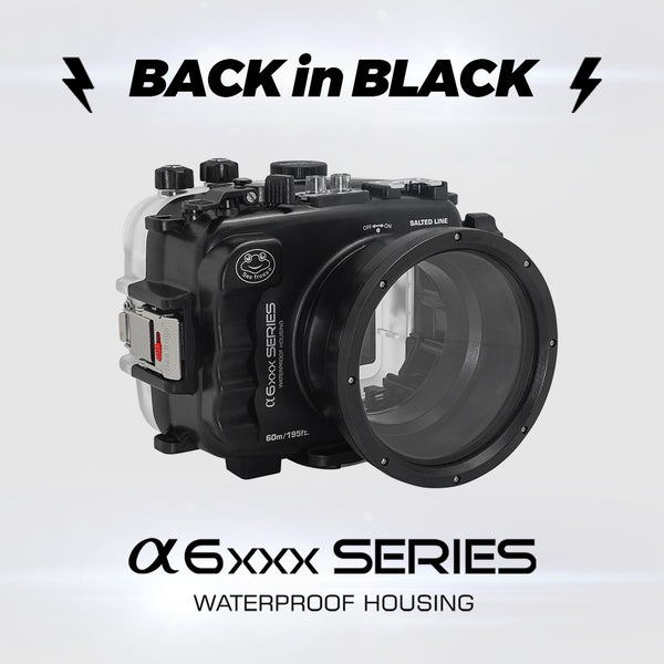 Salted Line underwater housing for Sony A6xxx cameras