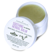 Mini All-Natural Soothing Herbal Balm for Diaper Rash and Skin Irritation