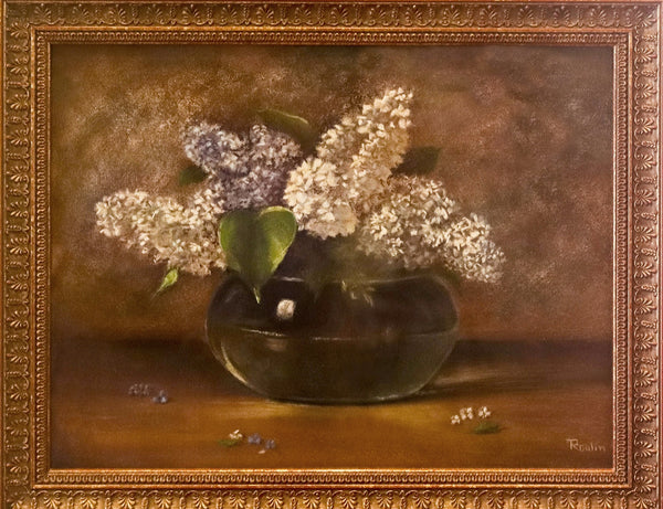 """Lilac Bouquet"" by Tatiana Roulin"