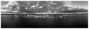 Bristol Downtown Super Panoramic by Ethan Tucker