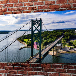 Bristol Mount Hope Bridge by Ethan Tucker