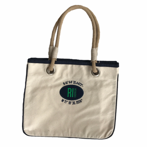 Lat/Long Rope Tote