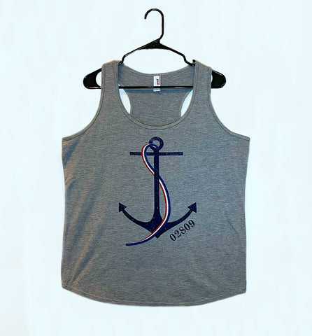 Bristol Anchor Tank Top