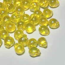 Load image into Gallery viewer, Miyuki Drop 3.4 mm DP-252  Yellow AB Beads - 5 gm