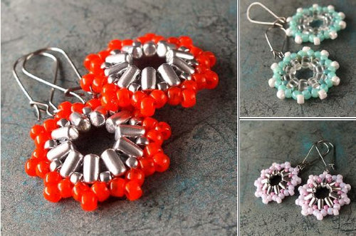 Inti Earrings