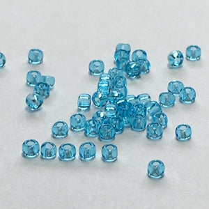 TOHO TR-11-3  11/0 Transparent Light Aqua Seed Beads, 5 gm