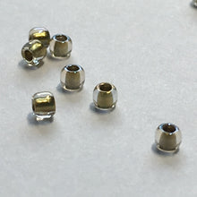 Load image into Gallery viewer, TOHO TR-11-262 Light Bronze Lined AB Crystal Seed Beads, 5 gm