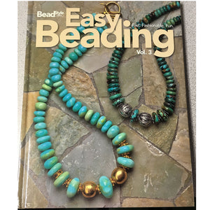 Bead Style Easy Beading Vol. 3 Hardback Book
