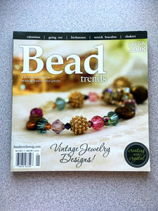 Bead Trends Book Jan/Feb 2008 - Over 100 Patterns!