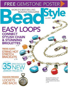 Bead Style Magazine July 2007