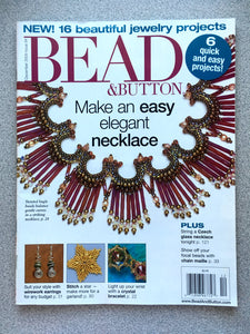 Bead & Button Magazine - December 2009 Issue 94