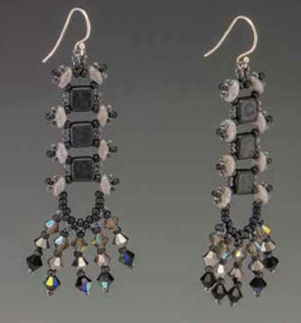 River Walk Earrings