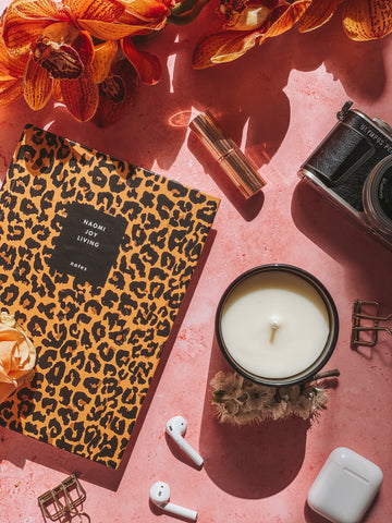 Naomi Joy Living Untamed Candle Collection