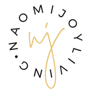 Naomi Joy Living Brand Logo