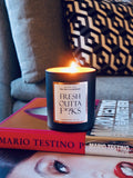 Naomi Joy Living Fresh Outta F*?ks Candle in Sea Salt and Oakmoss