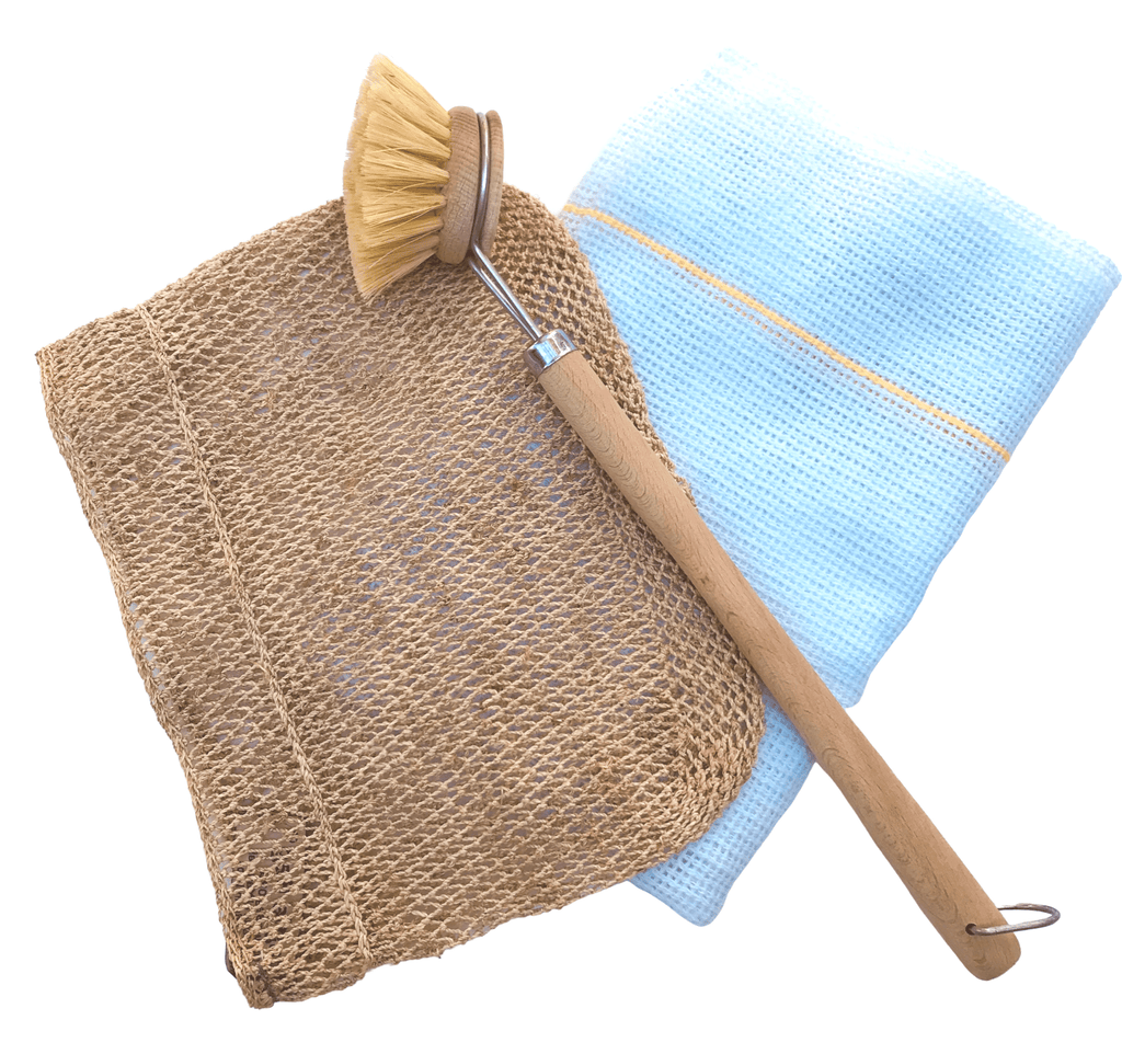 Eco Brush Cleaning Set