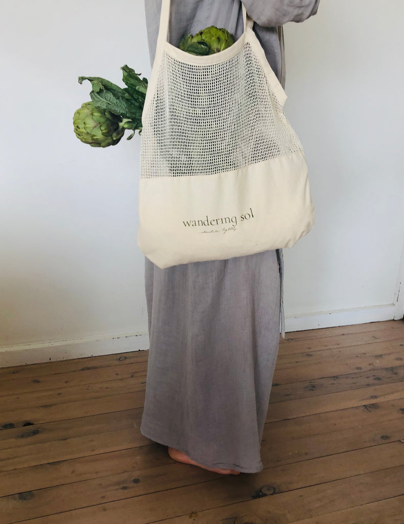 The MARKET SOL Organic Cotton Tote