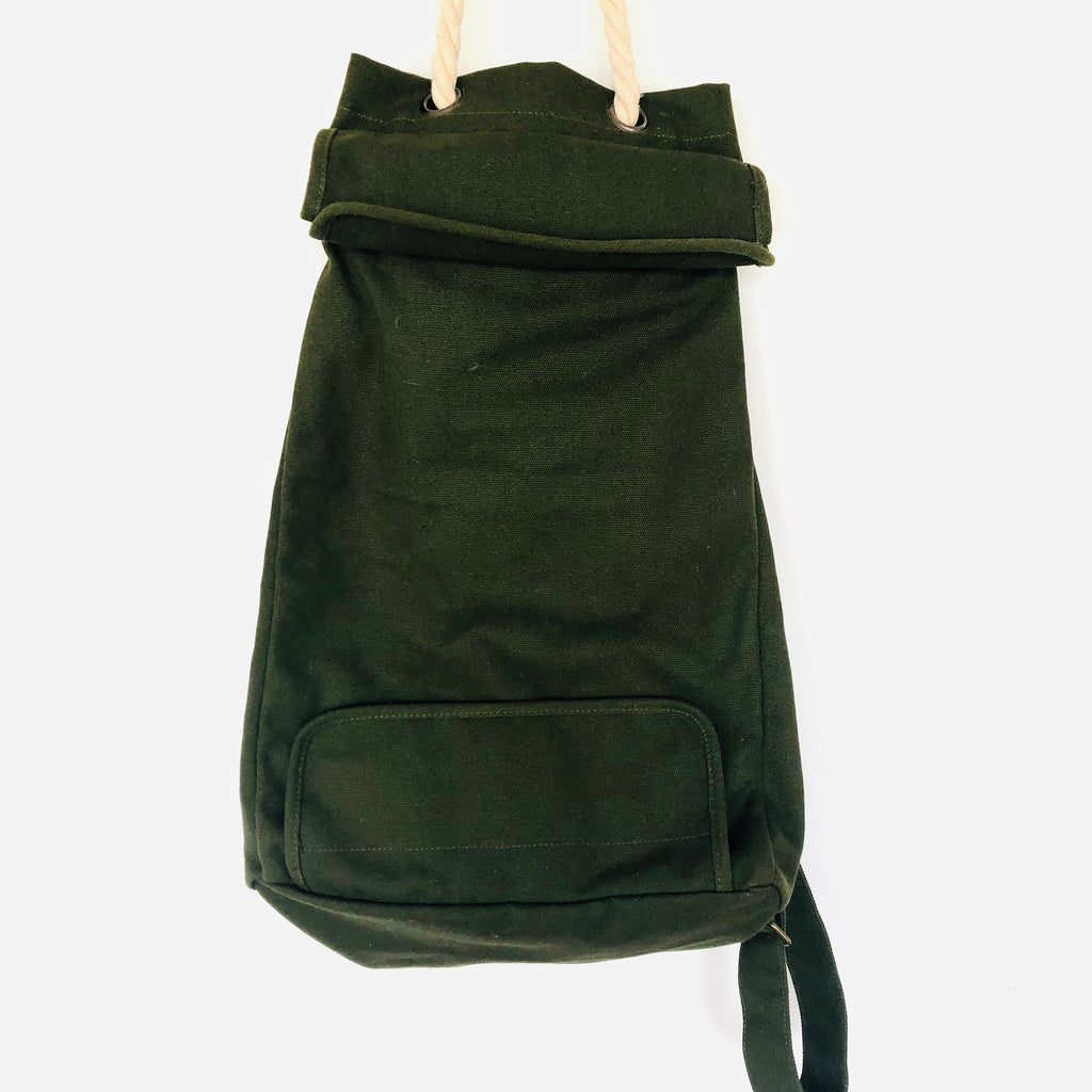 The SOL WANDERER recycled canvas bag
