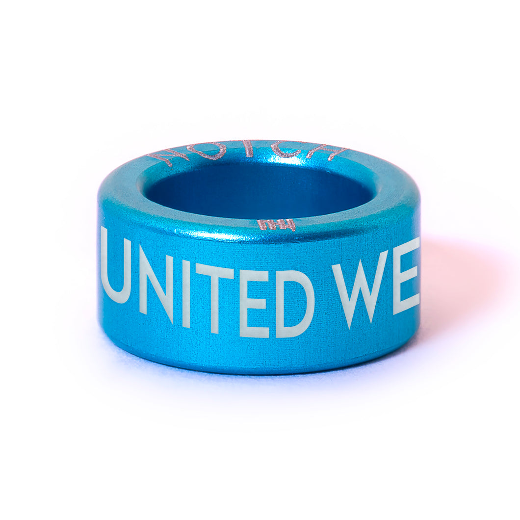 UNITED WE STAND Notch