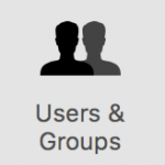 icon for users and groups