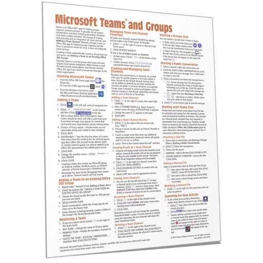 Teams & Groups for Office 365