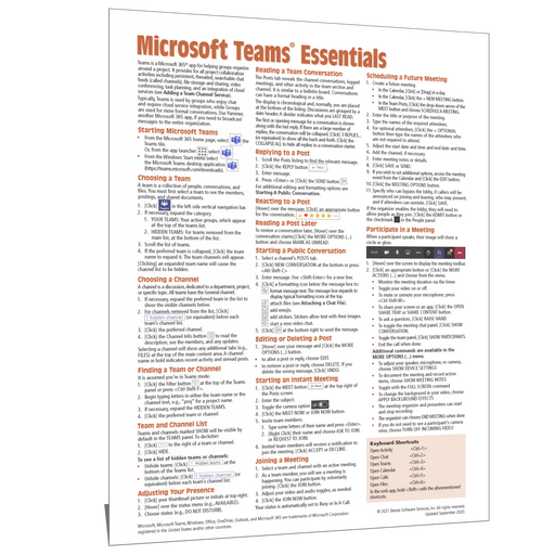 Teams Essentials for Microsoft 365