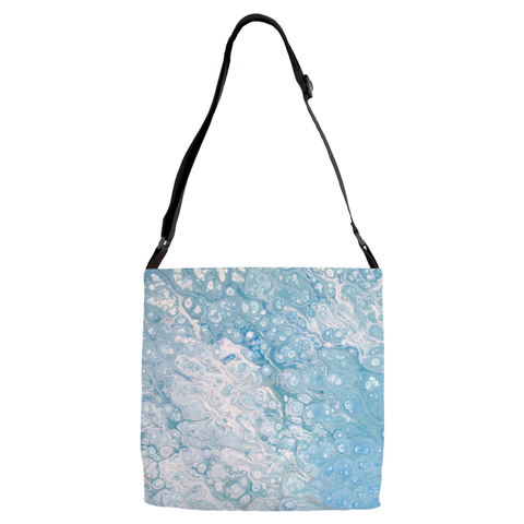 Bubbly Adjustable Strap Totes