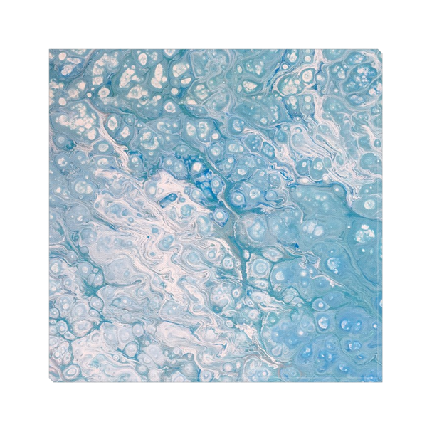 Bubbly Canvas Wraps