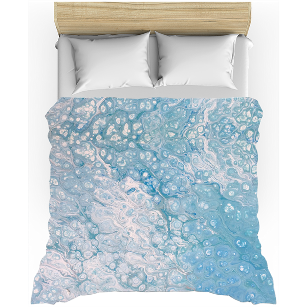 Bubbly Duvet Cover
