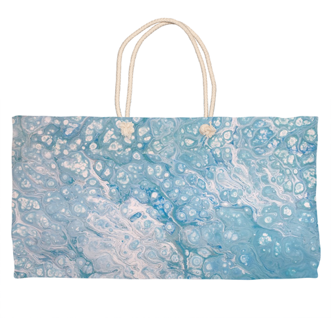 Bubbly Weekender Tote