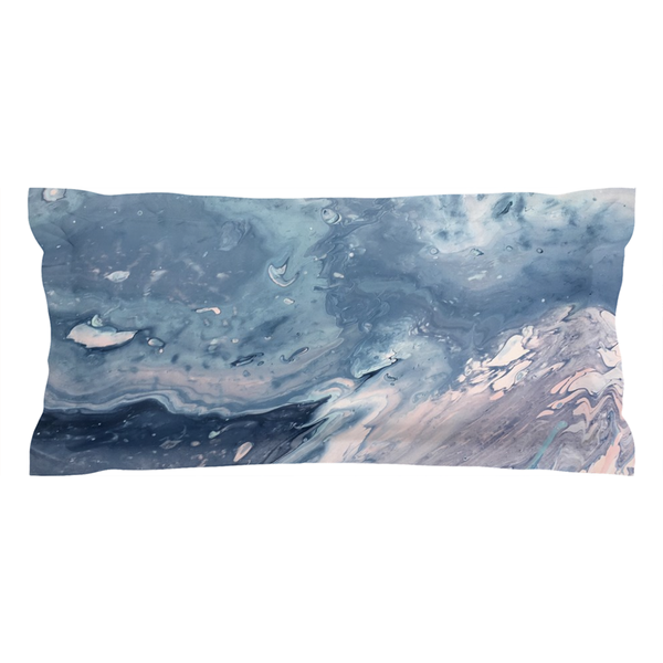 Wavy Pillow Shams