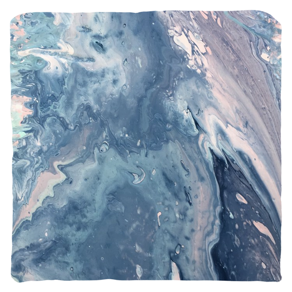 Wavy Throw Pillow Covers