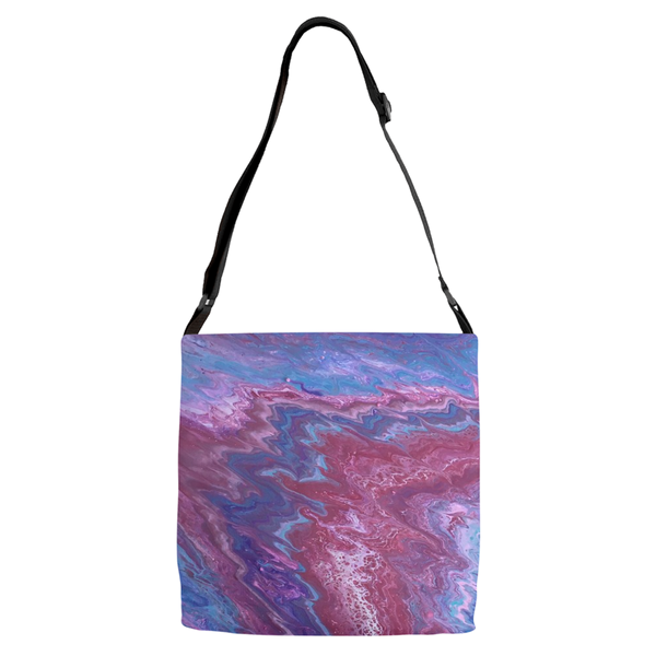 Berry Adjustable Strap Totes
