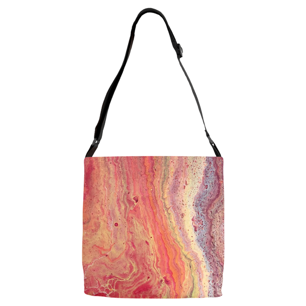 Fiery Adjustable Strap Totes