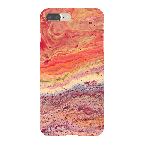 Fiery iPhone Cases