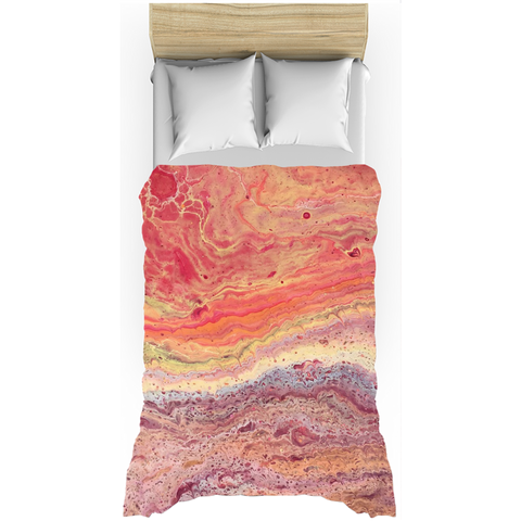 Fiery Duvet Covers