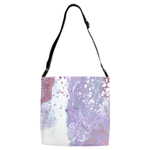 Jazzy Adjustable Strap Totes