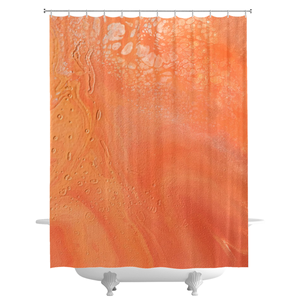 Tangy Shower Curtain