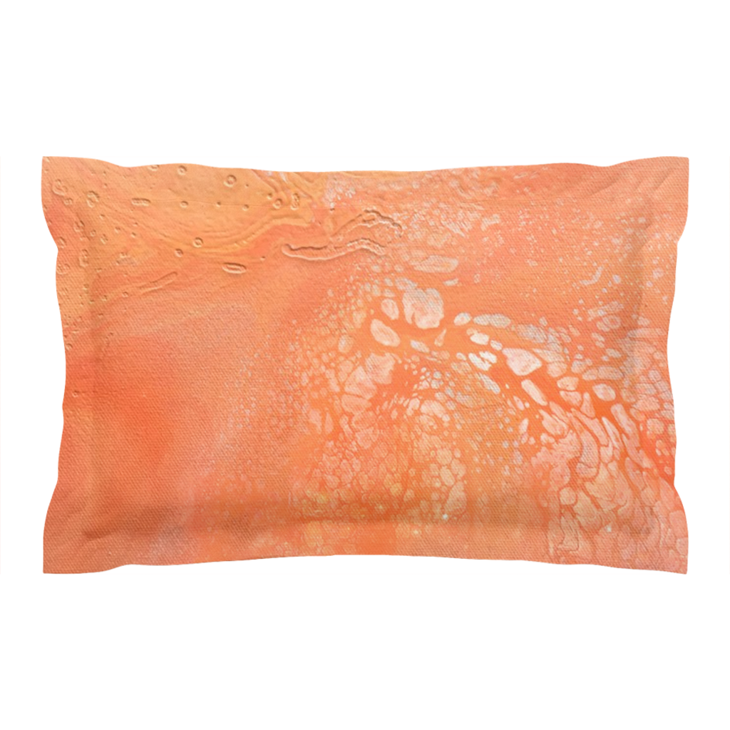Tangy Pillow Shams