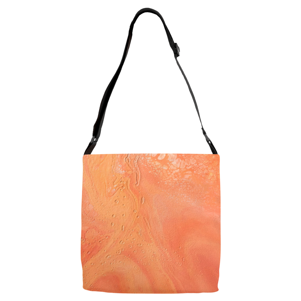 Tangy Adjustable Strap Totes