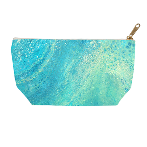 Shimmery Accessory Pouches