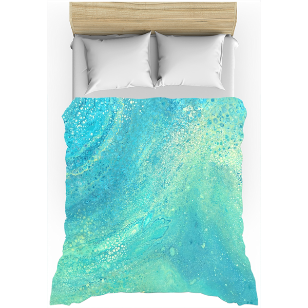 Shimmery Duvet Covers