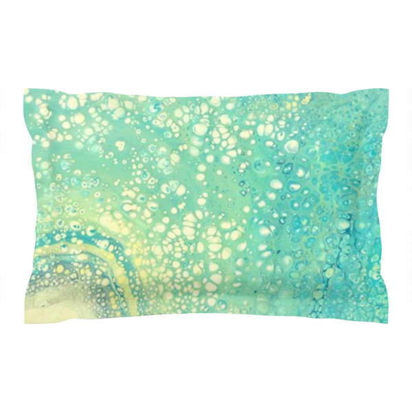 Shimmery Pillow Shams