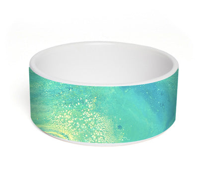 Shimmery Pet Bowls