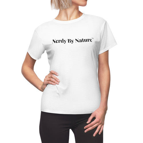 Women's Nerdy By Nature™ Cut & Sew Tee