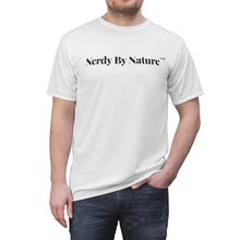 Load image into Gallery viewer, Men's Nerdy By Nature™ Cut & Sew Tee