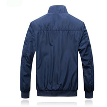 Load image into Gallery viewer, Autumn Men's Zipper Thin Jacket Collar Casual Jacket