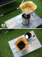 Load image into Gallery viewer, Foldable pour over coffee rack